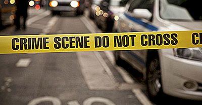 Typer Av Forbrytelser - Etter Antall Lovbrudd I Oss