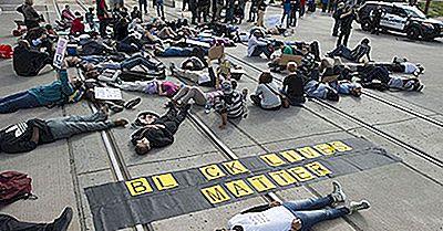 États Américains Ayant Les Taux Les Plus Élevés De Personnes Tuées Par La Police