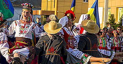 Cultura E Tradições Da Ucrânia