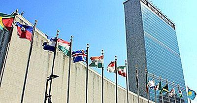 Le Nazioni Unite - Organizzazioni Internazionali Nella Storia