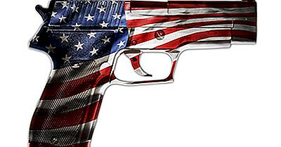 United States Firearm Dødsrente Klassificeret Efter Stat