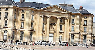 Universidade De Paris - Instituições Educacionais Em Todo O Mundo