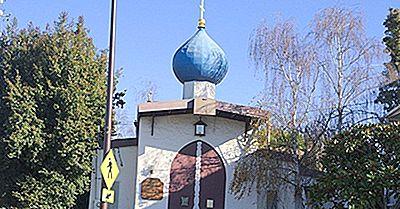 Us-Stater Ved Ortodokse Kristne Befolkning