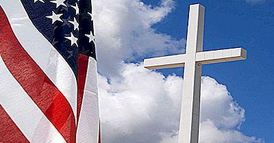 Us Stater Efter Befolkning Af Katolikker