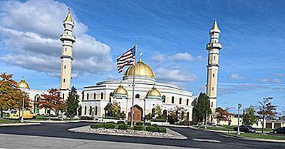 Stati Uniti Per Popolazione Di Musulmani