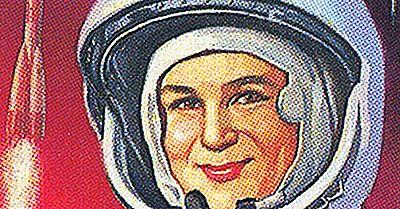 Valentina Tereshkova - Famosos Exploradores Do Universo
