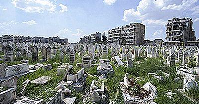 Kriegsopfer In Syrien Nach Gruppe