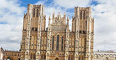 Wells Cathedral - Merkbare Katedraler