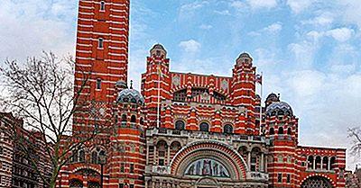 Cathédrale De Westminster - Cathédrales Remarquables