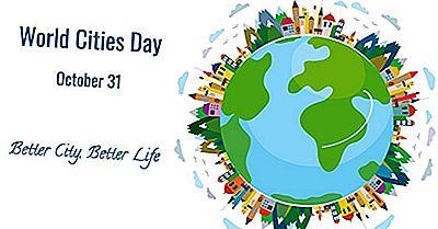 Ce Și Când Este Ziua Mondială A Orașelor?