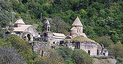 ¿Qué Y Dónde Está Nagorno-Karabakh?