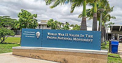 O Que E Onde Está A Guerra Mundial Ii Valor No Monumento Nacional Do Pacífico?