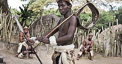 ¿Qué Y Dónde Estaba El Reino Zulú?
