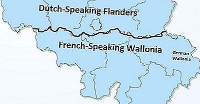 O Que São Flandres E Valônia?
