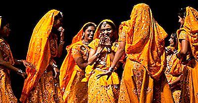 Quelles Sont Les Robes Traditionnelles De L'Inde?