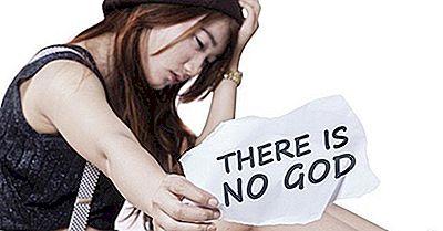 Hva Tror Ateister Og Agnostikere?