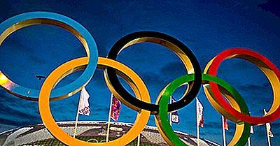 Was Repräsentieren Die Olympischen Ringe?