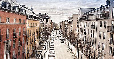 Was Bedeutet Es, Wenn Eine Stadt Mit Neuer Urbanität Gebaut Wird?