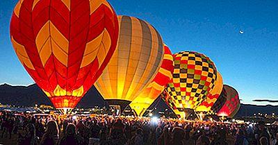 Qual È La Festa Del Palloncino Internazionale Di Albuquerque?