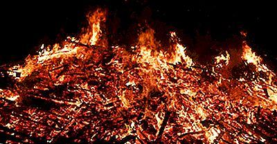 Vad Är Bonfire Night?