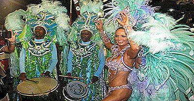 Qu'Est-Ce Que La Danse Samba Brésilienne?