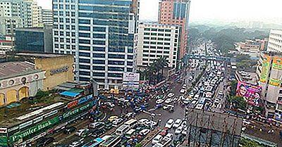 ¿Cuál Es La Capital De Bangladesh?