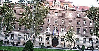 Care Este Capitala Croației?
