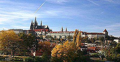 Vad Är Huvudstaden I Tjeckien?