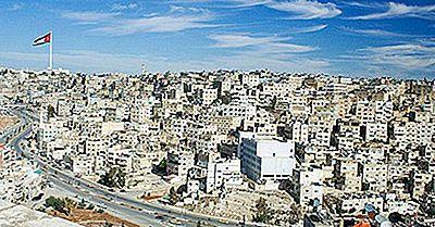 Hvad Er Hovedstaden I Jordan?