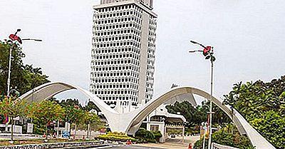 Qual É A Capital Da Malásia?