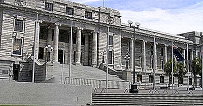 Vad Är Huvudstaden I Nya Zeeland?
