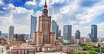 Hva Er Hovedstaden I Polen?