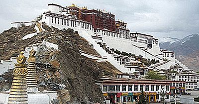 Hva Er Hovedstaden I Tibet?