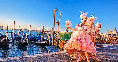 Quel Est Le Carnaval De Venise?