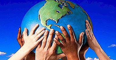 Wat Is Het Verschil Tussen Ras En Etniciteit?