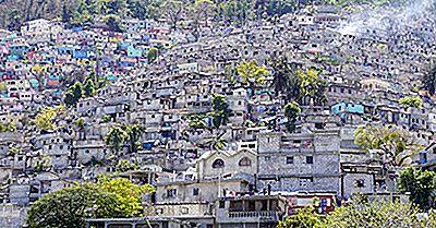 Hvad Er Den Haitiske Befolknings Etniske Sammensætning?