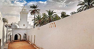 Hva Er Den Etniske Sammensetningen Av Libya?