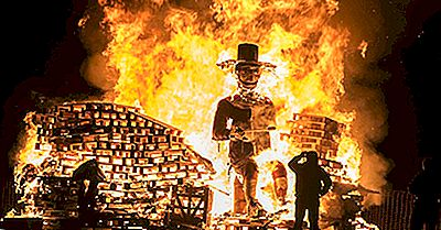 Was Ist Guy Fawkes Nacht?