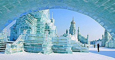 Ce Este Festivalul De Gheață Și Zăpadă Din Harbin?