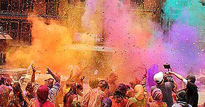 ¿Qué Es El Festival De Holi?