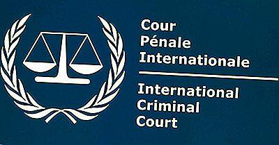 Qu'Est-Ce Que Le Tribunal Pénal International?