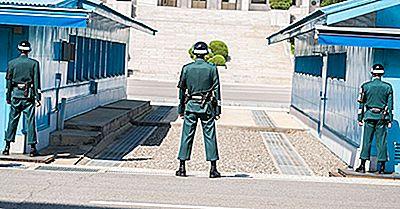 Cos'È La Zona Demilitarizzata Coreana (Dmz)?