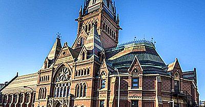 Quelle Est La Plus Ancienne Université Aux États-Unis?
