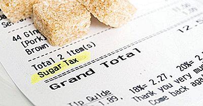 Hva Er En Soda Tax?