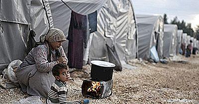¿Cuál Es La Crisis De Los Refugiados Sirios?