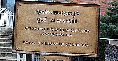 ¿Qué Idioma Se Habla En Camboya?