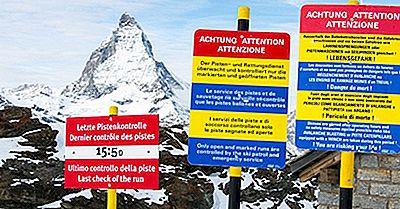 Che Lingua Si Parla In Svizzera?
