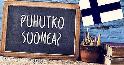 Quali Lingue Sono Parlate In Finlandia?