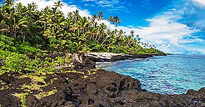 Hvilke Språk Snakkes I Samoa?