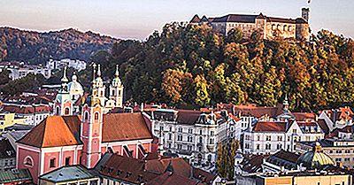 ¿Qué Idiomas Se Hablan En Eslovenia?